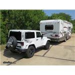 jeep wrangler vehicle tow bar wiring. Black Bedroom Furniture Sets. Home Design Ideas