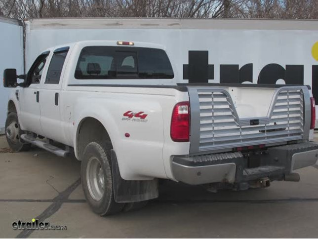 ford super duty tailgate swap