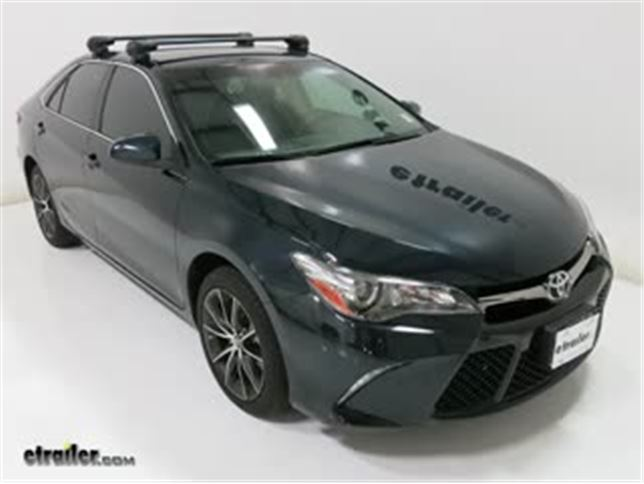 Universal Rooftop Roof Rack Crossbar Installation Guide By