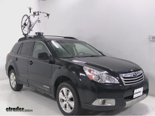 Inno Multi Fork Lock Bike Rack Review 2012 Subaru Outback Wagon