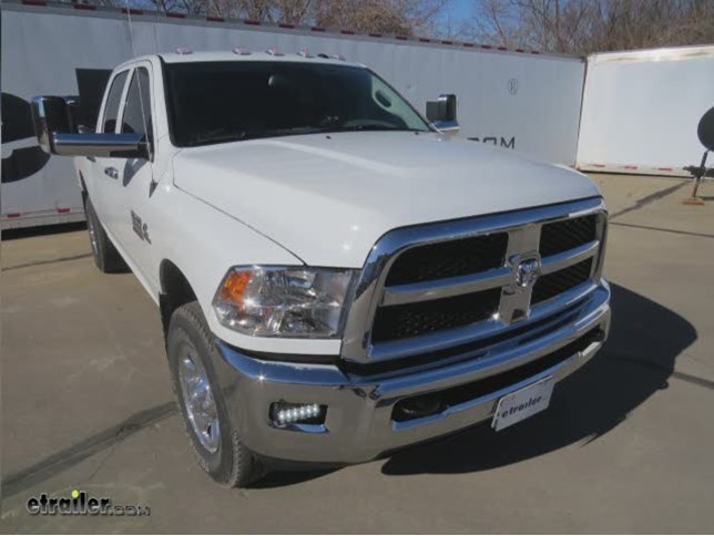 Towing Capacity And Wheel Hitch Recommendations For A Ram