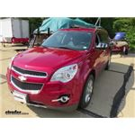 K Source Universal Clip-On Towing Mirror Installation - 2012 Chevrolet Equinox