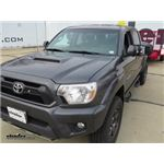 K Source Universal Clip-On Towing Mirror Installation - 2014 Toyota Tacoma