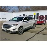 K Source Universal Clip-On Towing Mirror Installation - 2015 Ford Edge