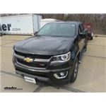 K Source Universal Clip-On Towing Mirror Installation - 2016 Chevrolet Colorado