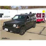 K Source Universal Clip-On Towing Mirror Installation - 2016 Jeep Patriot