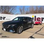 K Source Universal Clip-On Towing Mirror Installation - 2016 Mazda CX-9