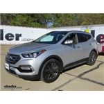 K Source Universal Clip-On Towing Mirror Installation - 2017 Hyundai Santa Fe