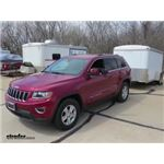K-Source Universal Dual Lens Towing Mirrors Review - 2014 Jeep Grand Cherokee