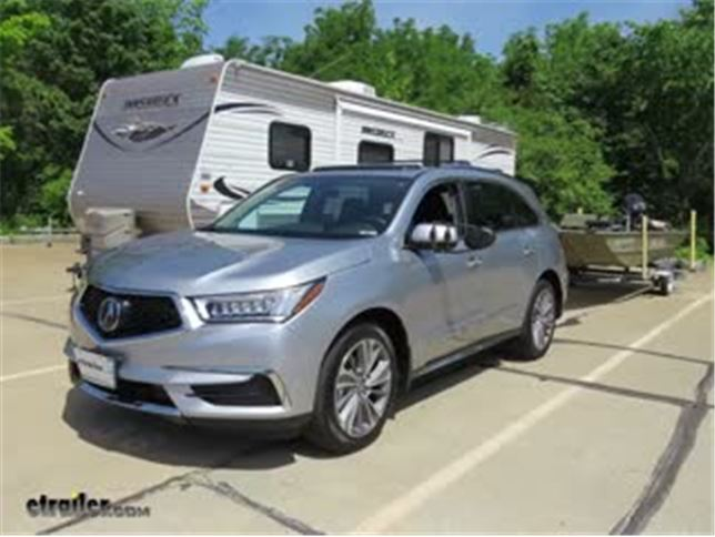 K Source Universal Dual Lens Towing Mirrors Review 2017 Acura Mdx Video Etrailer