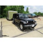 K Source Universal Clip-On Towing Mirror Installation - 2007 Jeep Wrangler Unlimited