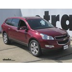 K Source Universal Clip-On Towing Mirror Installation - 2011 Chevrolet Traverse