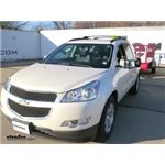K-Source Universal Clip-On Towing Mirror Installation - 2012 Chevrolet Traverse