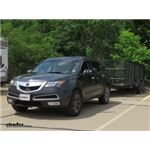K Source Universal Clip-On Towing Mirror Installation - 2013 Acura MDX