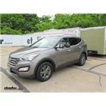 K Source Universal Clip-On Towing Mirror Installation - 2013 Hyundai Santa Fe
