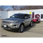 K Source Universal Clip-On Towing Mirror Installation - 2013 Land Rover Evoque