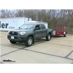 K Source Universal Clip-On Towing Mirror Installation - 2013 Toyota Tacoma