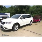 K Source Universal Clip-On Towing Mirror Installation - 2014 Dodge Journey