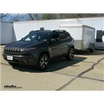 K Source Universal Clip-On Towing Mirror Installation - 2015 Jeep Cherokee