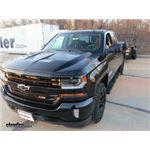 K Source Universal Clip-On Towing Mirror Installation - 2016  Chevrolet Silverado 1500