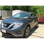 K Source Universal Clip-On Towing Mirror Installation - 2016 Nissan Murano