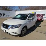 K Source Universal Clip-On Towing Mirror Installation - 2016 Nissan Pathfinder