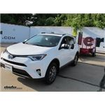 K Source Universal Clip-On Towing Mirror Installation - 2016 Toyota RAV4