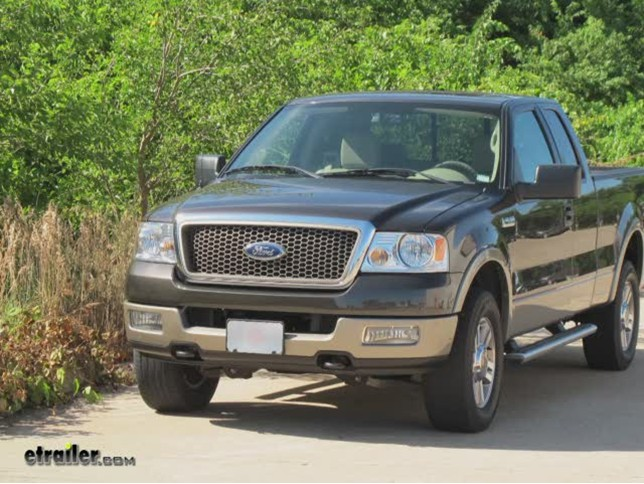 K Source Custom Towing Mirrors Review  Ford F  Video Etrailer Com