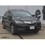K Source Universal Clip-On Towing Mirror Installation - 2014 Acura MDX