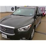 K Source Universal Clip-On Towing Mirror Installation - 2014 Infiniti QX60