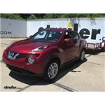 K Source Universal Clip-On Towing Mirror Installation - 2016 Nissan Juke