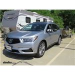 K Source Universal Clip-On Towing Mirror Installation - 2017 Acura MDX