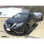 K Source Universal Clip-On Towing Mirror Installation - 2017 Nissan Murano