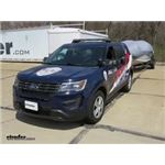 K Source Universal Clip-On Towing Mirror Installation - 2018 Ford Explorer