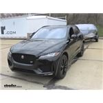 K Source Universal Clip-On Towing Mirror Installation - 2018 Jaguar F-Pace