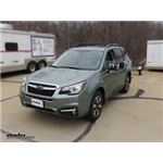 K Source Universal Clip-On Towing Mirror Installation - 2018 Subaru Forester