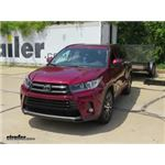 K Source Universal Clip-On Towing Mirror Installation - 2018 Toyota Highlander
