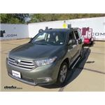 K Source Universal Clip-On Towing Mirror Installation - 2013 Toyota Highlander