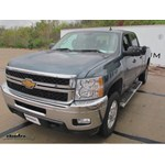 K Source Universal Clip-On Towing Mirror Installation - 2013 Chevrolet Silverado
