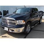 K Source Universal Clip-On Towing Mirror Installation - 2013 Ram 1500