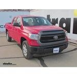 K Source Universal Clip-On Towing Mirror Installation - 2015 Toyota Tundra