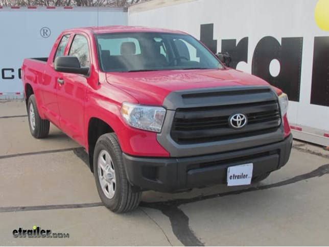 2015 Toyota Tundra Towing Mirrors >> K Source Universal Clip On Towing Mirror Installation 2015 Toyota