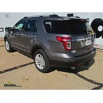 K Source Universal Clip-On Towing Mirror Installation - 2014 Ford Explorer