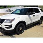 K Source Universal Clip-On Towing Mirror Installation - 2016 Ford Explorer
