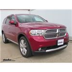 K-Source Back-Up Camera Installation - 2013 Dodge Durango