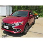 K Source Universal Clip-On Towing Mirror Installation - 2018 Mitsubishi Outlander Sport