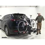 Kuat Hitch Bike Racks Review - 2016 Mazda CX-9