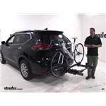 Kuat Hitch Bike Racks Review - 2018 Nissan Rogue