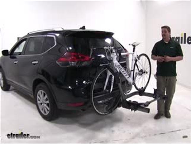 kuat hitch bike racks review - 2018 nissan rogue video | etrailer