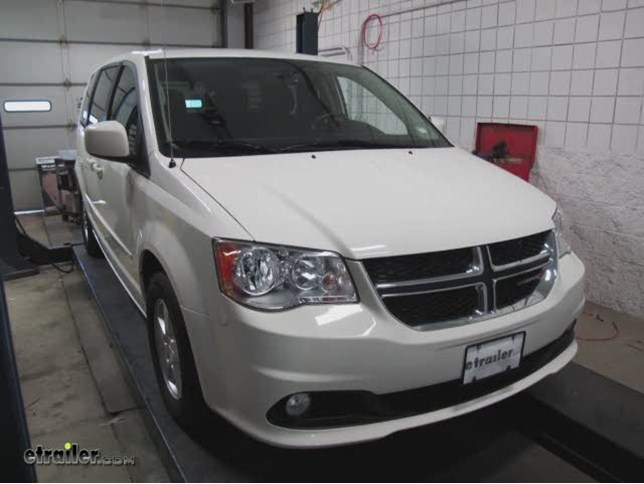 2018 Dodge Caravan >> Compare Elite Stainless vs Slim Rim License | etrailer.com